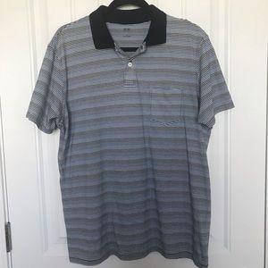UNIQLO 100% Cotton Men's Pin Stripe Shirt